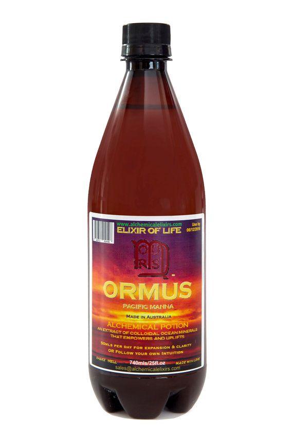 Monoatomic Gold. OrmusOrmus GoldMonatomic Goldfor Health by ormus