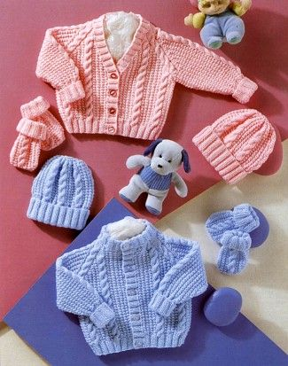 RETRO STYLECRAFT BABY'S KNITTING PATTERNS - PDFs £1.45 NO POSTAGE