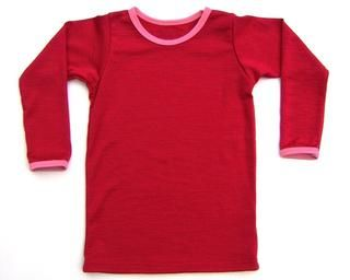 Little Devil Red with Pretty in Pink Tee