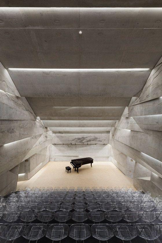Concerthall Blaibach by peter haimerl . architektur | Concert halls