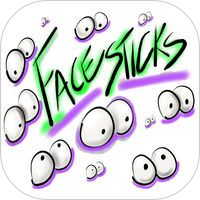 Facesticks - Stickers for iMessage by Kurt Nathan Dyer
