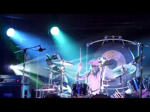 Ozzy Osbourne - Tommy Clufetos drum solo @ Folkestone 29/06/2010