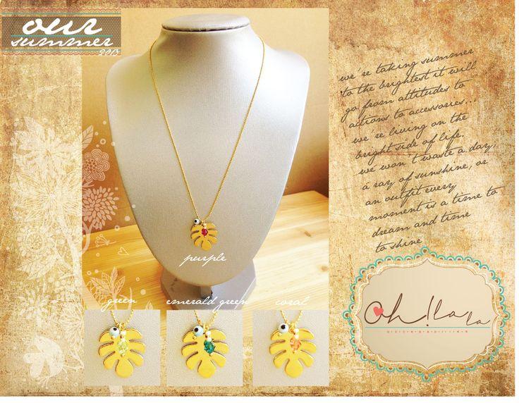 Leaf by ♥  Oh La La Accessories ♥