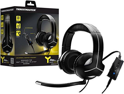 Guillemot - Auriculares Y-250 CPX (PS4/PS3/Xbox 360/PC)-05