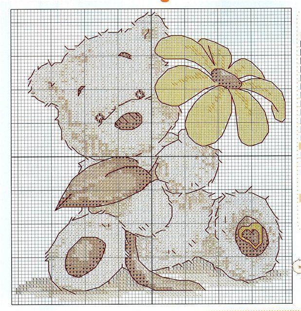 Şemalı kanaviçe modelleri - Sayfa 2