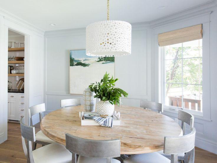 Best Dining Room Images On Pinterest - Dining room drum chandelier