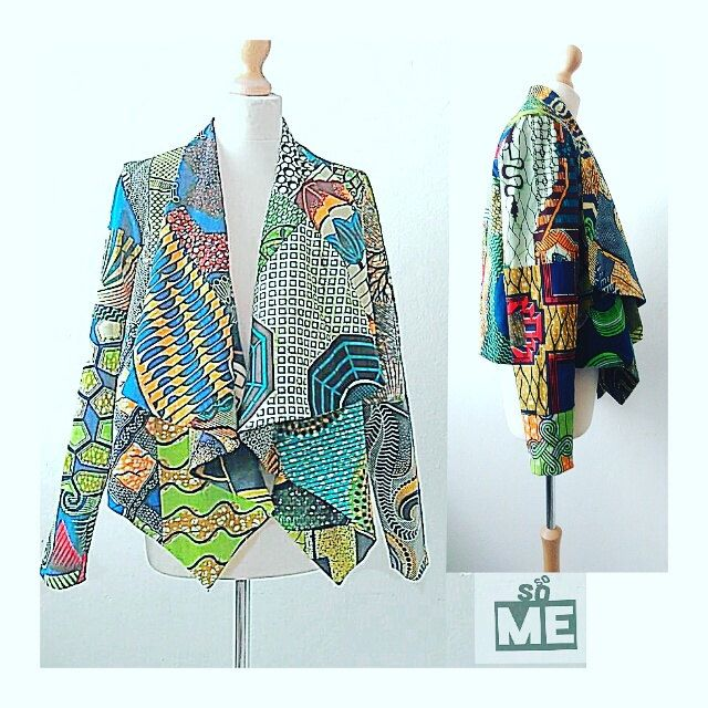 Ankara Jacket Green Jacket Crop Coat Crop Jacket African Clothing African Print Jacket Ankara Blazer African Fashion African Jacket by Sosomeshop on Etsy https://www.etsy.com/sg-en/listing/251541978/ankara-jacket-green-jacket-crop-coat