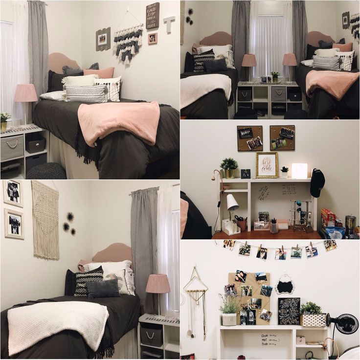 Here S A Shared Room In The Hercules Community Fun Fact Our Nike And Hercules Communities Both Share The Same Layout So Wh Room Shared Room Dorm Inspiration