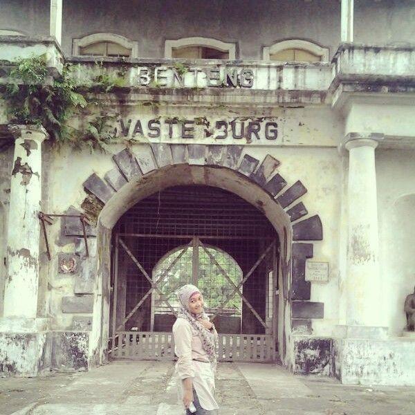 Benteng Vasternberg #solo #centraljava #indonesia