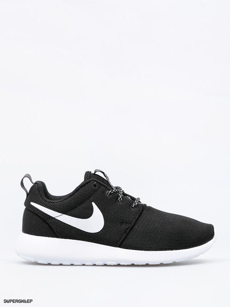Topánky Nike Roshe One Wmn (black/white dark grey)