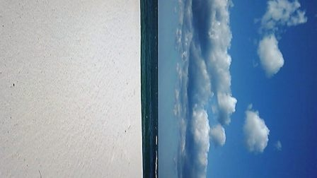 2011/11/21 白良浜, 南紀白浜, 和歌山県 / Shirarahama Beach, Nanki Shirahama, Wakayama