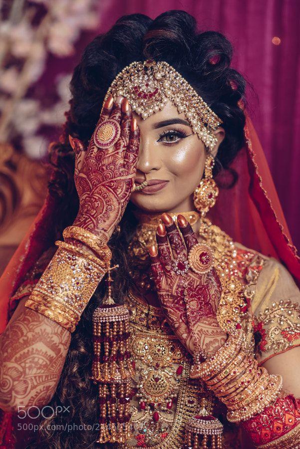 Wedding Makeup ~