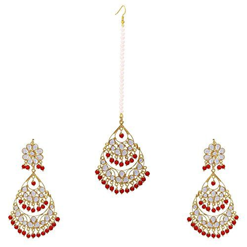 VVS Jewellers Indian Bollywood Style Red And Gold Kundan ... https://www.amazon.com/dp/B072FVZKHZ/ref=cm_sw_r_pi_dp_x_EoNpzbB33FBFN