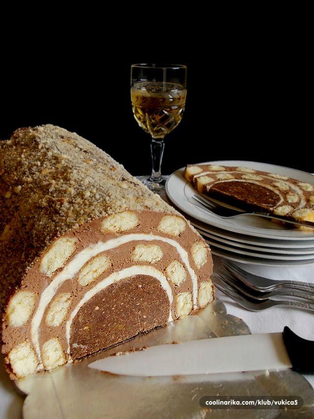 tunel torta — Coolinarika
