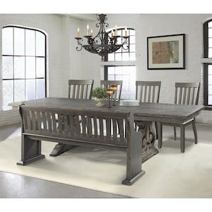 DST100S Stanford Dining Table Set