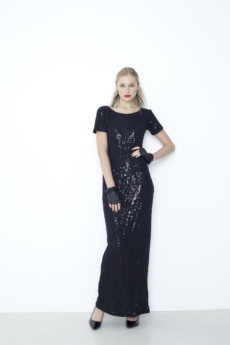 Spotlight Dress - black