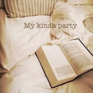 Reading together in bed is unequivocally the best date. | 28 Things Every Bookworm Wants Their Partner To Know:
