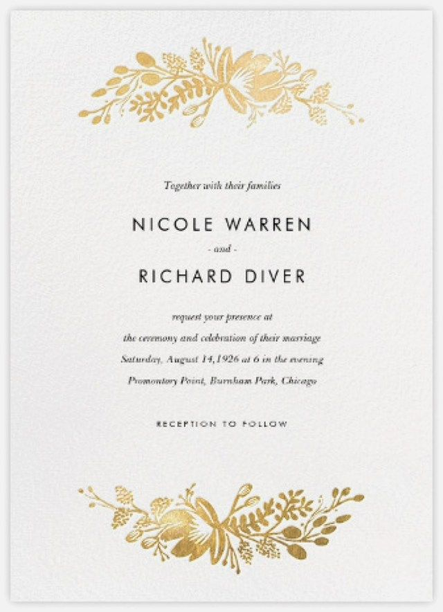 35 Exclusive Picture Of Paperless Wedding Invitations