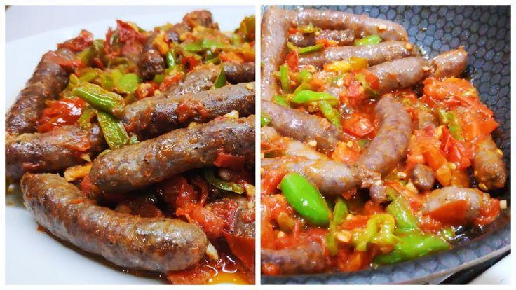 السجق الشرقي بطريقتي أطعم من سجق المحلات وعربيات الشارع Food Sausage Meat