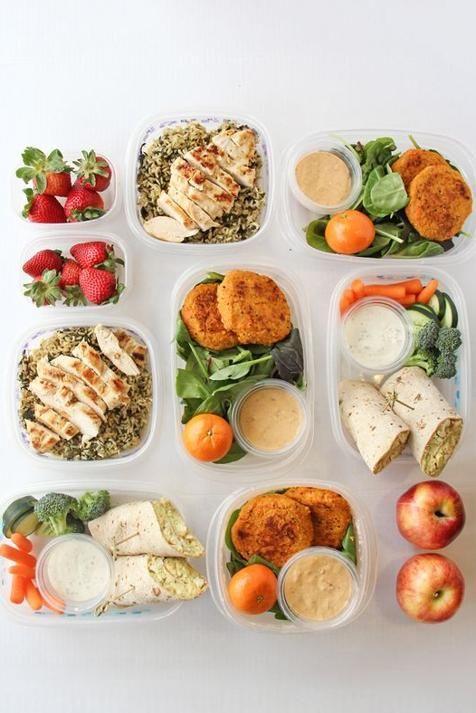 merienda para hacer dieta