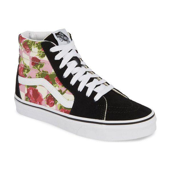 Vans Sk8-Hi Floral Sneaker | Floral