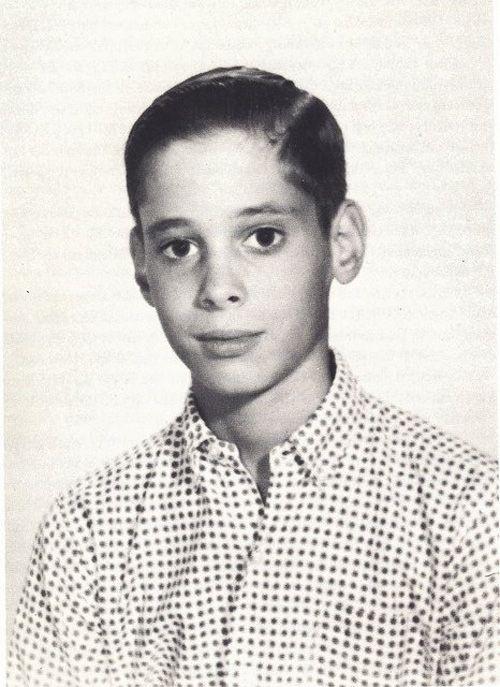 John Waters When He Was A kid