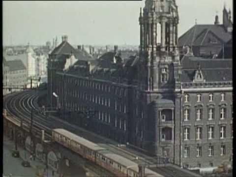 Berlin 1935 in Farbe