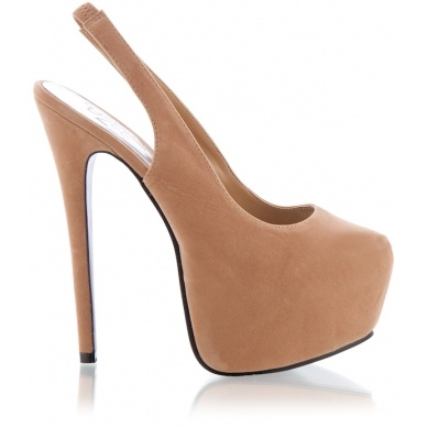 LLP20Z Nude Suede