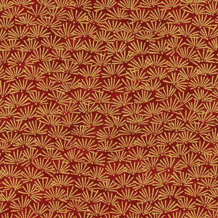 Robert Kaufman Fabrics: HRK-551103L-2 from Hyakkaryouran Sateen