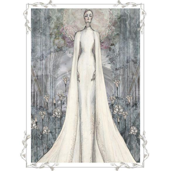 Diana Sultanova Valentino New York Haute Couture 2