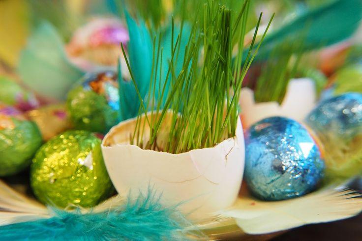 Vaateviidakko: Heikun keikun- pääsiäisasetelma ja ilahduttava yllätys!