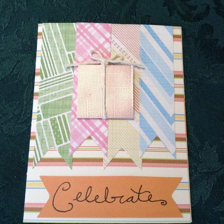 Birthday Card #Birthdays #Celebrate #Presents #Party