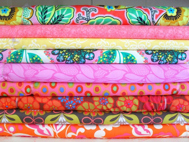 Fabric from Jodie Pearls Blog
