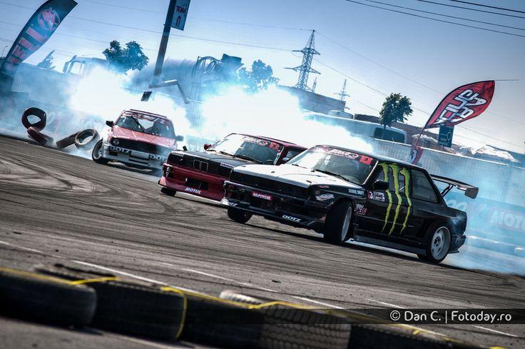Fast and Furious by Dan Daniel on 500px #cars #drift #bmw #kingofeurope #sideways #smoke #tyres #motorsport