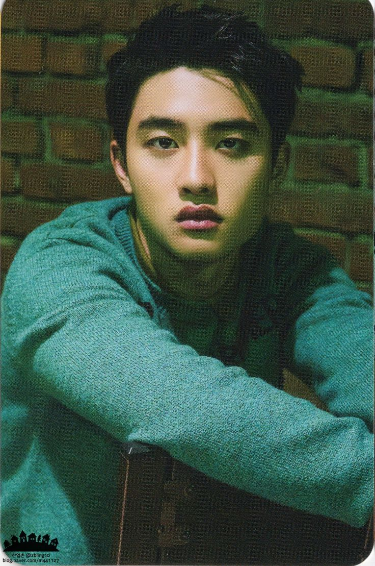D.O - 151115 'Love Me Right ~romantic universe~' album photocard - [SCAN][HQ] Credit: 2bling10.