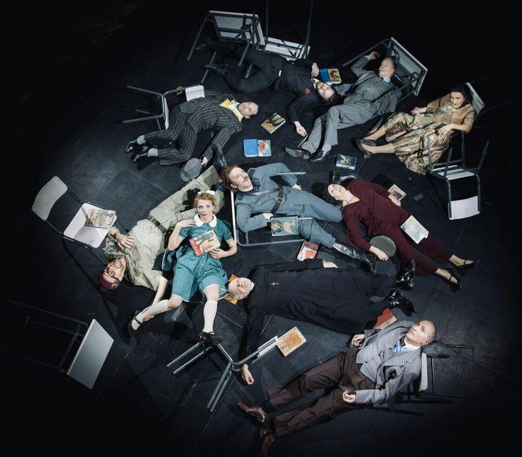 «Η τάξη μας» του Ταντέους Σλομποντιάνεκ για πρώτη φορά στο Εθνικό Θέατρο - Θέατρο - Χορός - δράμα - Κοινωνικό έργο - elculture.gr