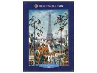 Heye: Loup - Eiffel Tower (1000)
