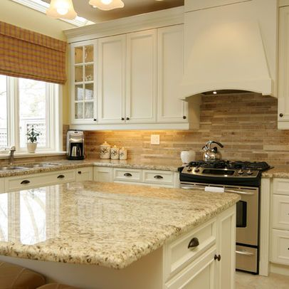 New Venitian Gold Granite Design, Pictures, Remodel, Decor and Ideas - page 2