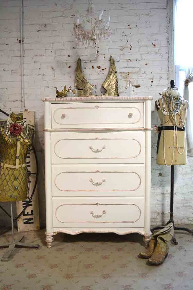 Painted Cottage Chic Shabby Romantic French  Dresser by paintedcottages on Etsy https://www.etsy.com/listing/219849051/painted-cottage-chic-shabby-romantic