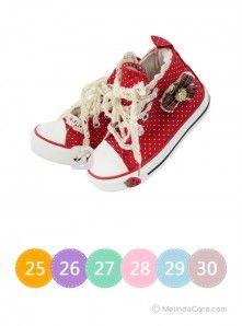Sepatu Anak Yeeshow Kets Merah Pita Rp. 155.000 www.melindacare.com atau hubungi 081321148408 dan Pin 765BEE5E