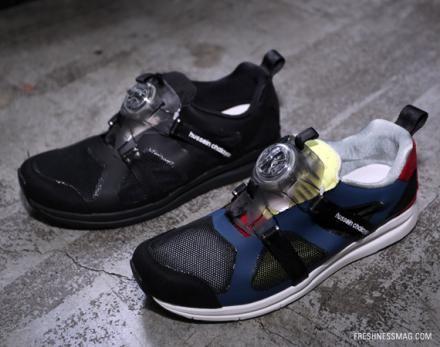 PUMA by HUSSEIN CHALAYAN DISC BLAZE 2013 SPRING #sneaker