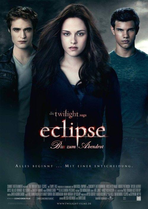 The Twilight Saga: Eclipse 【 FuII • Movie • Streaming