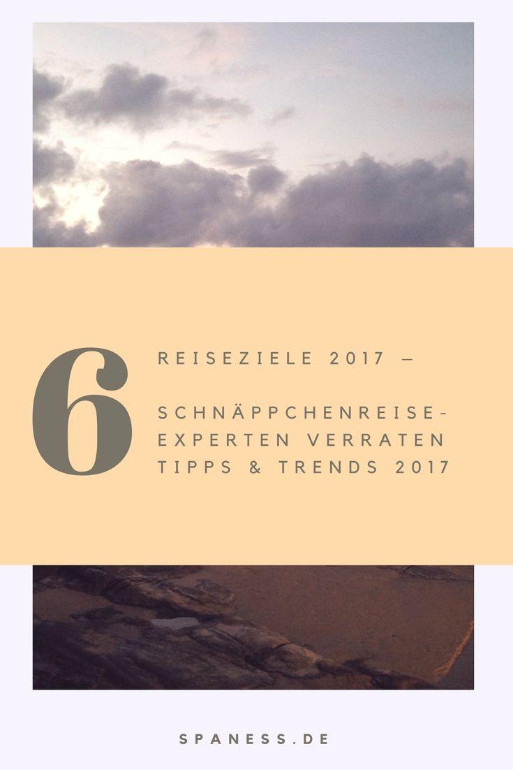 Reisetrends & Reisetipps von den Schnäppchen Reisen Profis.