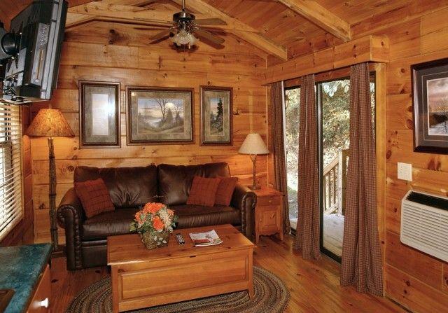 one bedroom cabins. 15  Hickory Tree 1 Bedroom Cabin at Parkside Rentals 54 best One Cabins images on Pinterest Gatlinburg cabin