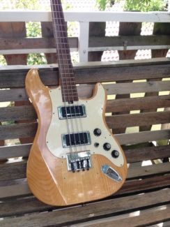 Hopf Bass Gitarre Vintage fender höfner Framus Hoyer tausch