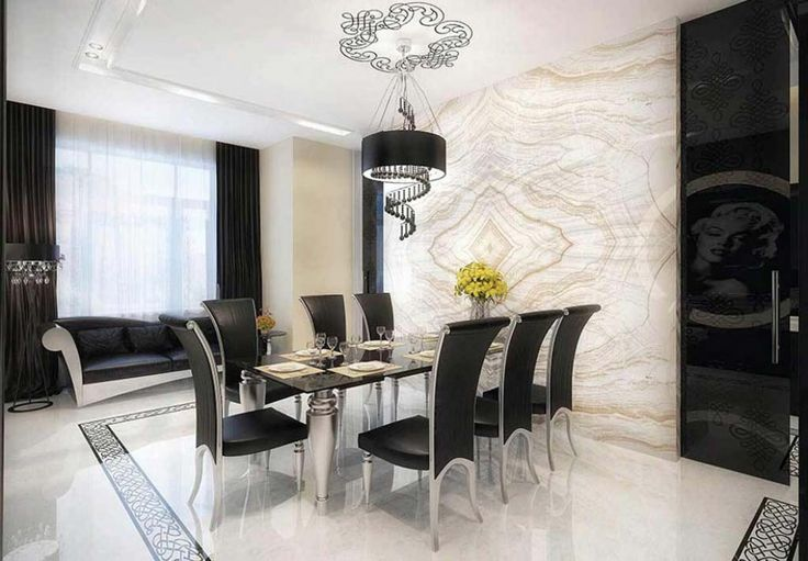 dining room sets modern formal