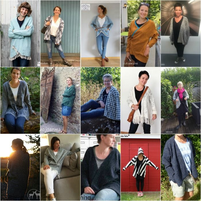 9 besten Nähen Jacke Bilder auf Pinterest | Jacken, Kirsche und ...