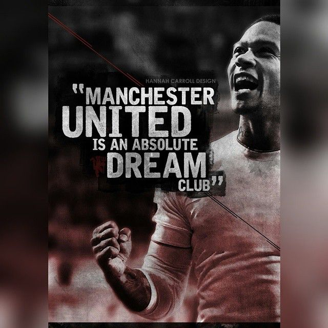 "WELCOME TO MUFC, Memphis Depay!! ""Manchester United is an absolute dream club"" - @memphisdepay 7.5.2015"