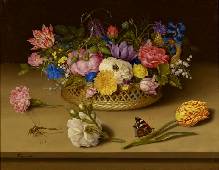 Ambrosius Bosschaert the Elder (1573 – 1621)