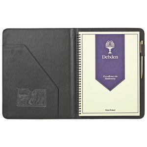 Collins Debden Conference Notepad Folder A4 Black